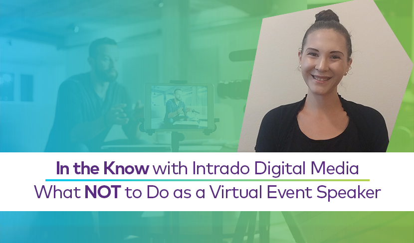 What NOT to Do as a Virtual Event Speaker