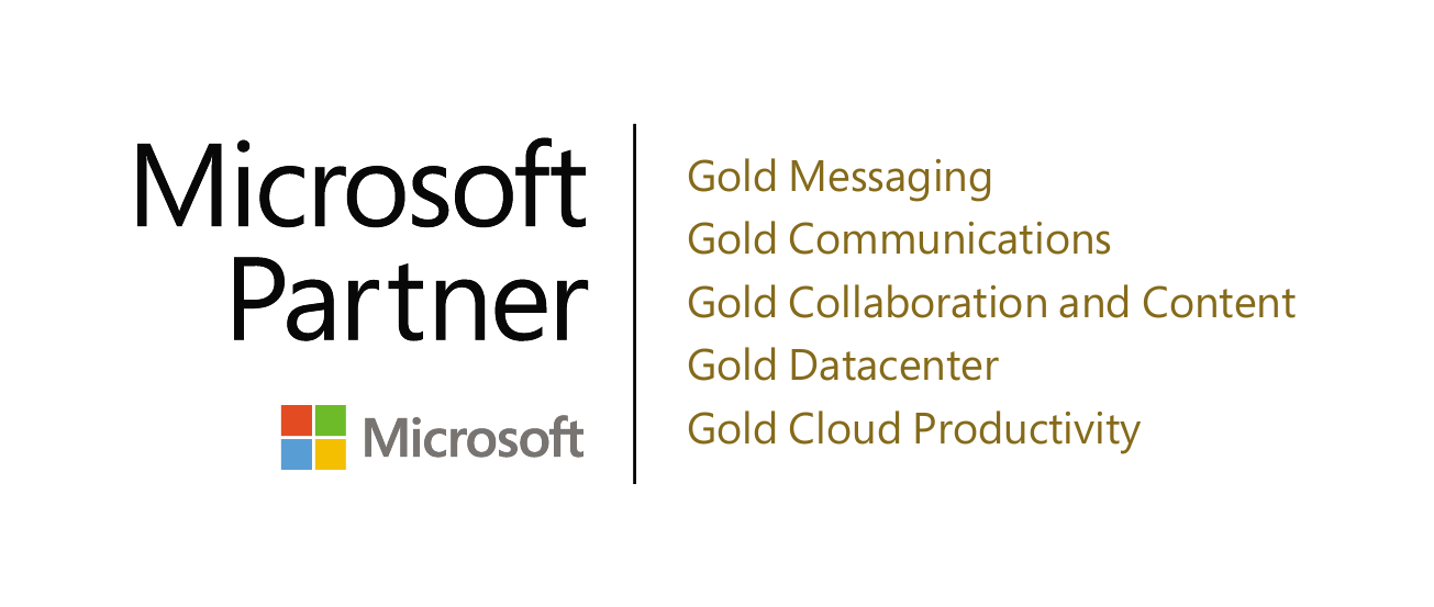 Intrado's gold-certified Microsoft Partner credentials